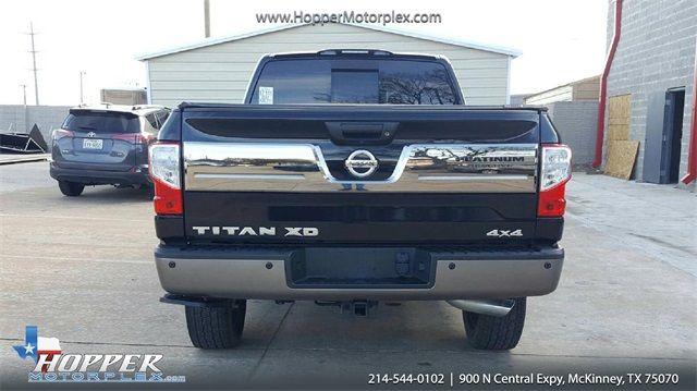 2017 Nissan Titan XD Platinum Reserve in McKinney, Texas 75070
