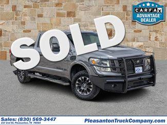 2017 Nissan Titan XD PRO-4X | Pleasanton, TX | Pleasanton Truck Company in Pleasanton TX