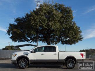 2017 Nissan Titan XD Crew Cab Platinum Reserve 5.0L Cummins Diesel 4X4 in San Antonio Texas, 78217