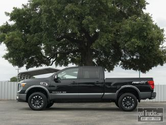 2017 Nissan Titan XD Crew Cab PRO-4X 5.0L V8 Cummins Turbo Diesel 4X4 in San Antonio Texas, 78217