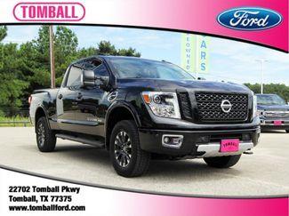 2017 Nissan Titan XD PRO-4X in Tomball, TX 77375