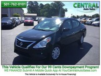 2017 Nissan VERSA  | Hot Springs, AR | Central Auto Sales in Hot Springs AR
