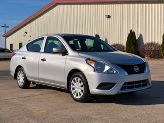 2017 Nissan Versa S Plus in Jackson, MO 63755