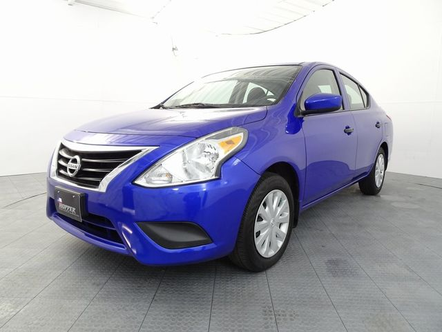 2017 Nissan Versa 1.6 S Plus in McKinney, Texas 75070
