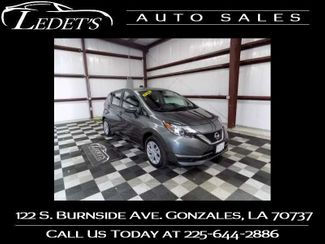 2017 Nissan Versa Note SV - Ledet's Auto Sales Gonzales_state_zip in Gonzales