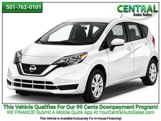 2017 Nissan Versa Note SV   Hot Springs, AR   Central Auto Sales in Hot Springs AR