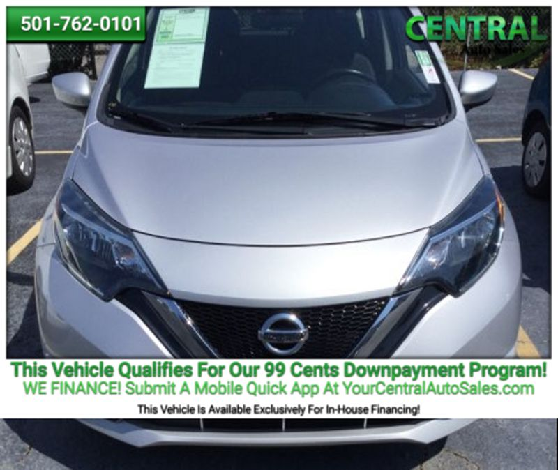 2017 Nissan Versa Note SV | Hot Springs, AR | Central Auto Sales in Hot Springs AR