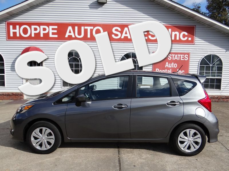 2017 Nissan Versa Note SV | Paragould, Arkansas | Hoppe Auto Sales, Inc. in Paragould Arkansas