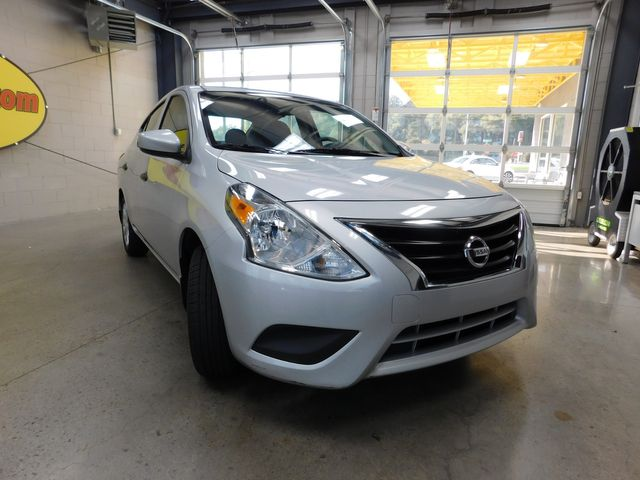 2017 Nissan Versa Sedan S in Airport Motor Mile ( Metro Knoxville ), TN 37777