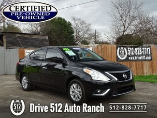 2017 Nissan Versa Sedan SV in Austin, TX 78745
