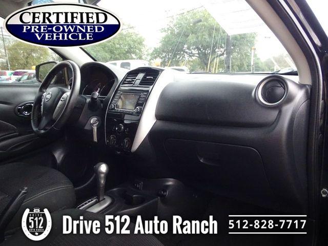 2017 Nissan Versa Sedan SV in Austin, TX 78745