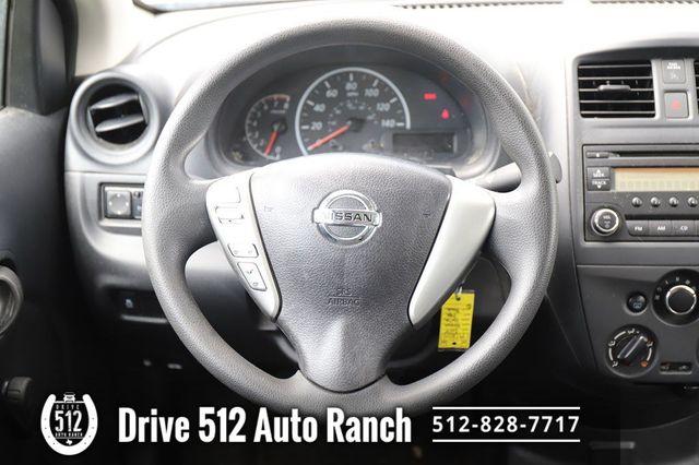 2017 Nissan Versa Sedan S in Austin, TX 78745