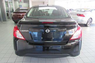 2017 Nissan Versa Sedan SV Chicago, Illinois 4