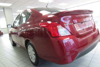 2017 Nissan Versa Sedan SV Chicago, Illinois 6