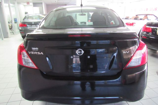 2017 Nissan Versa Sedan SV Chicago, Illinois 4