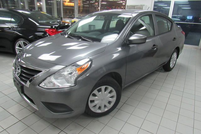 2017 Nissan Versa Sedan S Plus Chicago, Illinois 2