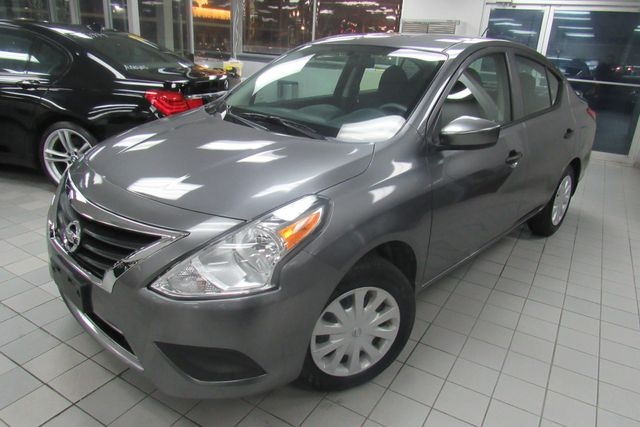 2017 Nissan Versa Sedan S Plus Chicago, Illinois 3