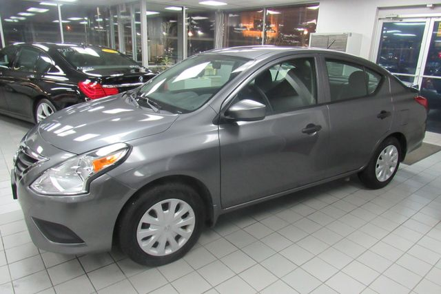2017 Nissan Versa Sedan S Plus Chicago, Illinois 4