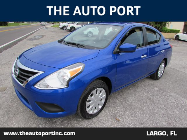 2017 Nissan Versa Sedan SV in Clearwater Florida, 33773