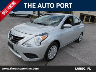 2017 Nissan Versa Sedan SV in Largo, Florida 33773