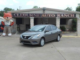 2017 Nissan Versa Sedan S Plus Cleburne, Texas