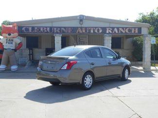 2017 Nissan Versa Sedan S Plus Cleburne, Texas 2
