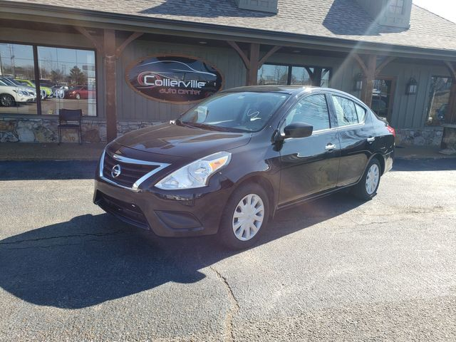 2017 Nissan Versa Sedan SV in Collierville, TN 38107