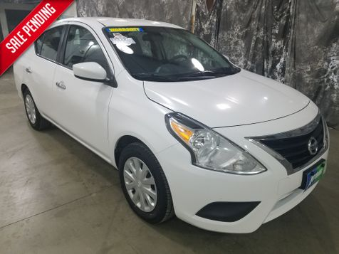 2017 Nissan Versa Sedan S Plus in Dickinson, ND