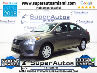2017 Nissan Versa Sedan SV in Doral, FL 33166