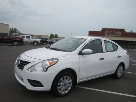 2017 Nissan Versa Sedan S in Fort Smith, AR