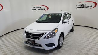 2017 Nissan Versa Sedan S Plus in Garland