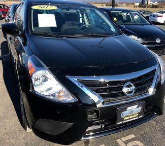 2017 Nissan Versa Sedan S in Harrisonburg, VA 22801