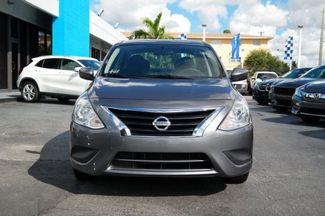 2017 Nissan Versa Sedan SV Hialeah, Florida 1