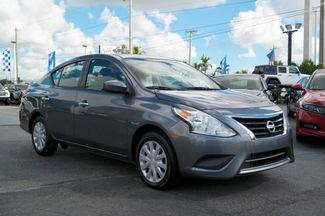 2017 Nissan Versa Sedan SV Hialeah, Florida 2