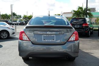 2017 Nissan Versa Sedan SV Hialeah, Florida 4