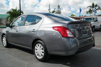 2017 Nissan Versa Sedan SV Hialeah, Florida 5