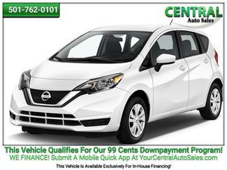 2017 Nissan Versa Sedan S | Hot Springs, AR | Central Auto Sales in Hot Springs AR