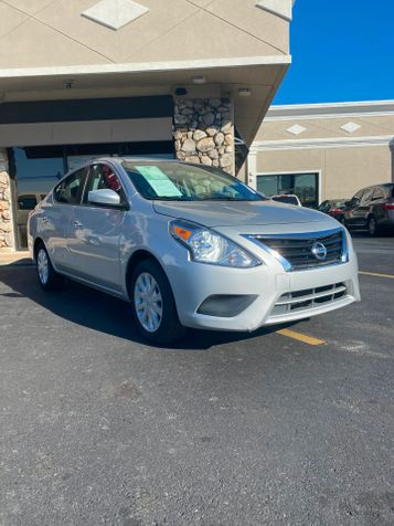 2017 Nissan Versa Sedan SV   Hot Springs, AR   Central Auto Sales in Hot Springs, AR