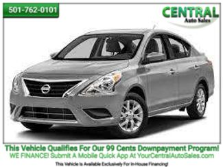 2017 Nissan Versa Sedan SV | Hot Springs, AR | Central Auto Sales in Hot Springs AR