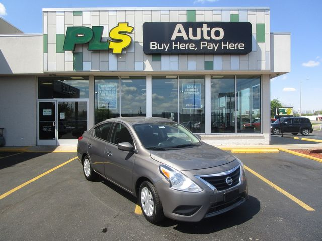 2017 Nissan Versa Sedan SV in Indianapolis, IN 46254