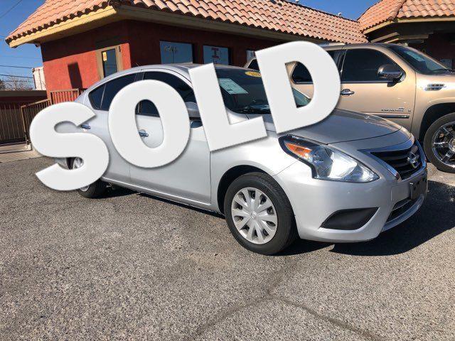 2017 Nissan Versa Sedan SV CAR PROS AUTO CENTER (702) 405-9905 Las Vegas, Nevada