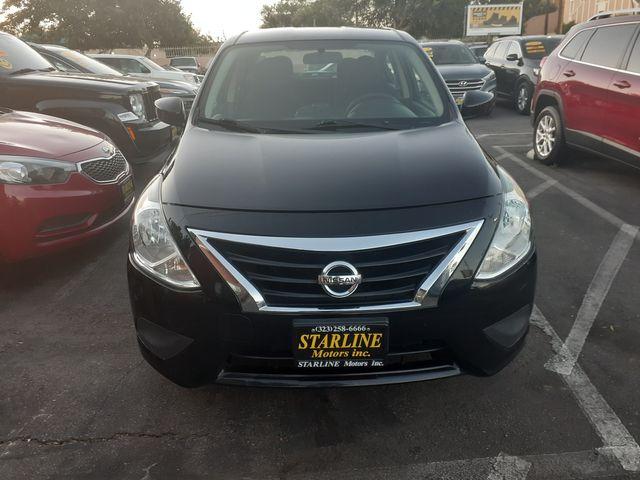 2017 Nissan Versa Sedan S Plus Los Angeles, CA 1