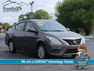 2017 Nissan Versa Sedan in Maryville, TN