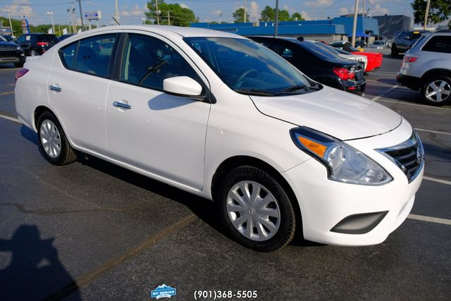 2017 Nissan Versa Sedan SV in Memphis Tennessee, 38115