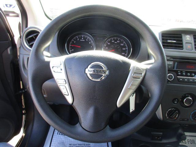 2017 Nissan Versa Sedan S Miami, Florida 13