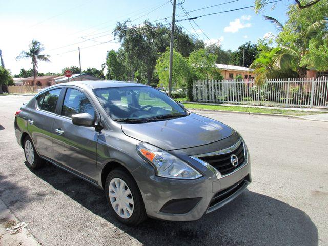 2017 Nissan Versa Sedan S Miami, Florida 5