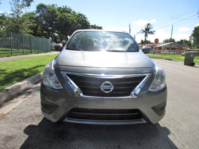 2017 Nissan Versa Sedan S Miami, Florida 6