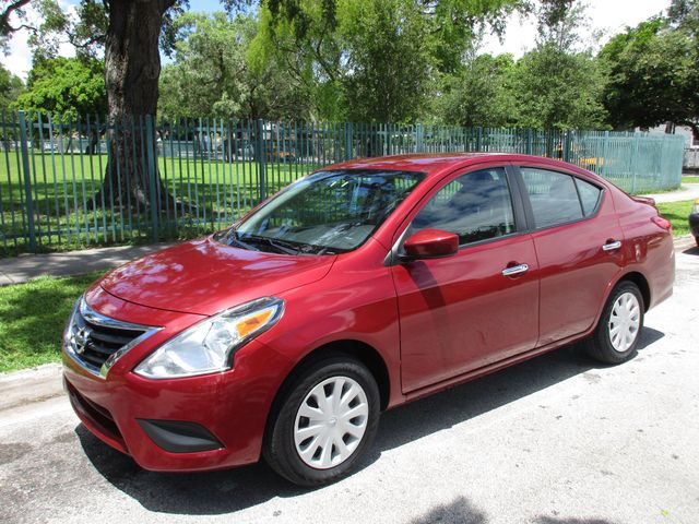 2017 Nissan Versa Sedan S Miami, Florida