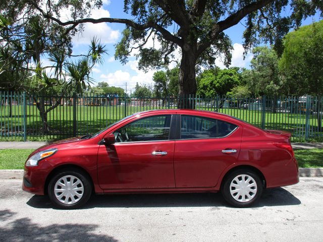 2017 Nissan Versa Sedan S Miami, Florida 1