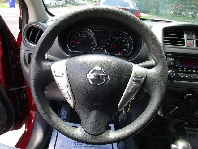 2017 Nissan Versa Sedan S Miami, Florida 15